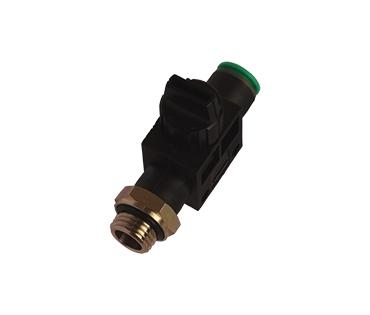 EHVSF-GAHVSF-G 空气由插管端流向螺纹端