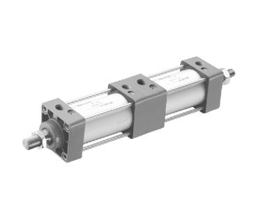 ESCP标准气缸(多行程型)